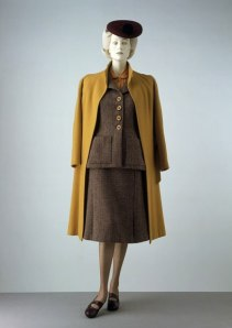 Utility suit & coat by Worth 1942